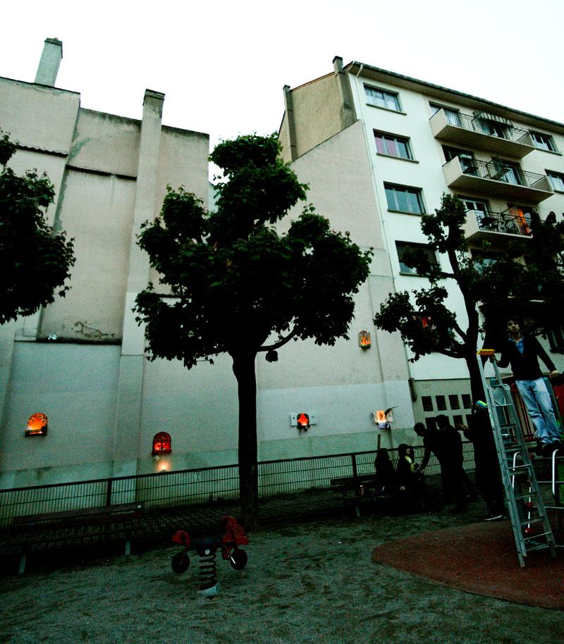 la facade habitee by collectif etc